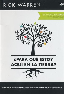 ¿Para Qué Estoy Aquí en la Tierra?  (What On Earth Am I Here For?), DVD  -