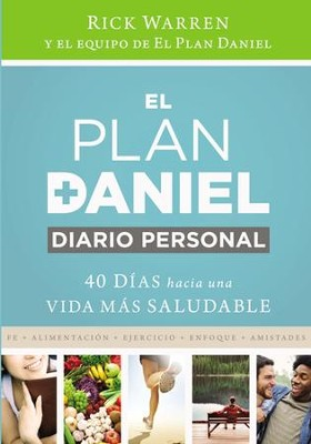El Plan Daniel: Diario Personal  (The Daniel Plan Journal)  -     By: Rick Warren