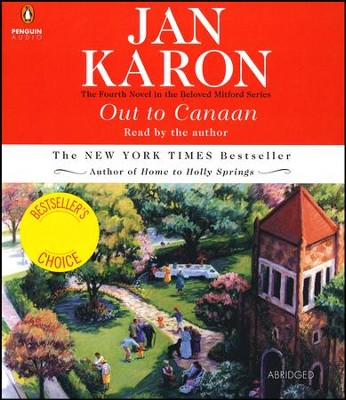 Out to Cannan, Audio CD  -     By: Jan Karon