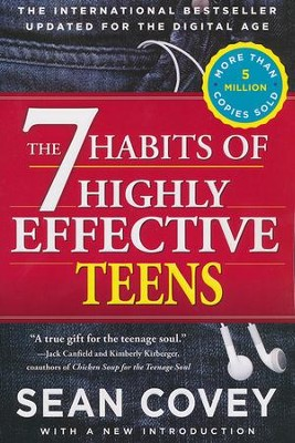 The 7 Habits of Highly Effective Teens: Revised and Updated Edition  -     By: Sean Covey