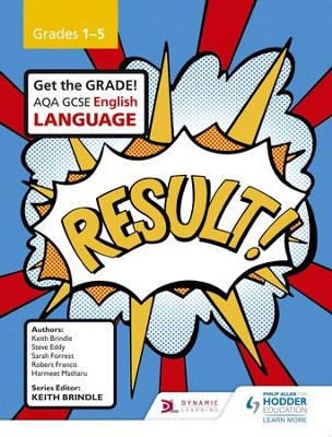 AQA GCSE English Language Grades 1-5 Student's Book / Digital original - eBook  -