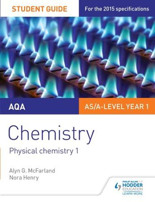 AQA Chemistry Student Guide 1: Physical chemistry 1 / Digital original - eBook  -     By: Alyn G. McFarland, Nora Henry