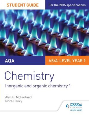AQA Chemistry Student Guide 2: Inorganic and organic chemistry / Digital original - eBook  -     By: Alyn G. McFarland, Nora Henry