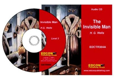The Invisible Man Read-Along Book and CD  -