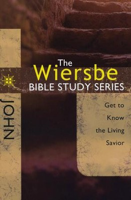 John: The Warren Wiersbe Bible Study Series   -     By: Warren W. Wiersbe