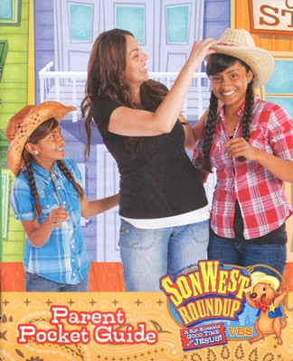 SonWest Roundup: Parent Pocket Guide - Pkg of 10  -