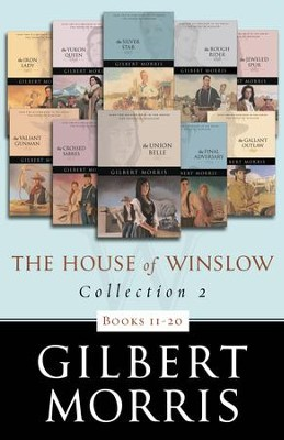 The House of Winslow Collection 2: Books 11 - 20 - eBook  -     By: Gilbert Morris