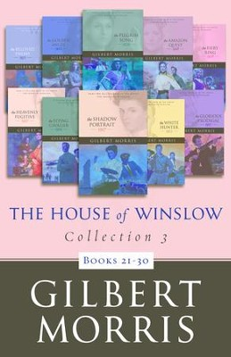 The House of Winslow Collection 3: Books 21 - 30 - eBook  -     By: Gilbert Morris