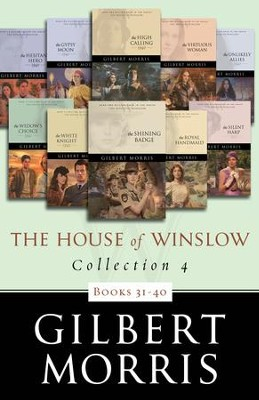 The House of Winslow Collection 4: Books 31 - 40 - eBook  -     By: Gilbert Morris