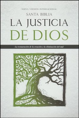Santa Biblia La Justicia de Dios NVI, Enc. Dura  (NVI God's Justice Holy Bible, Hardcover)  -     Edited By: Tim Stafford     By: Tim Stafford