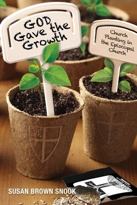 God Gave the Growth: Church Planting in the Episcopal Church - eBook  -     By: Susan Brown Snook