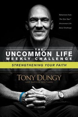 Strengthening Your Faith - eBook  -     By: Tony Dungy, Nathan Whitaker