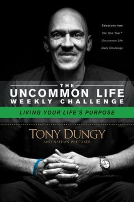 Living Your Life's Purpose - eBook  -     By: Tony Dungy, Nathan Whitaker