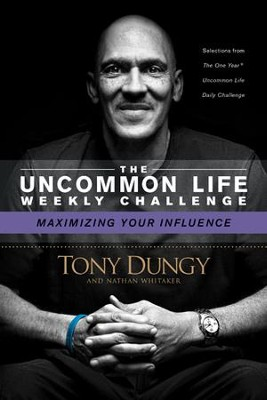 Maximizing Your Influence - eBook  -     By: Tony Dungy, Nathan Whitaker