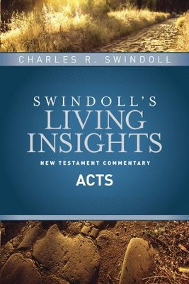 Insights on Acts - eBook  -     By: Charles R. Swindoll
