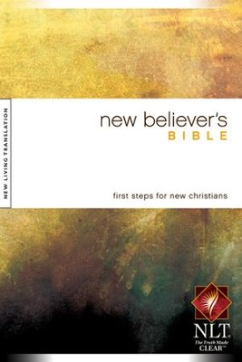 New Believer's Bible NLT - eBook  -