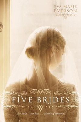 Five Brides - eBook  -     By: Eva Marie Everson
