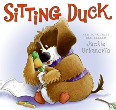 Sitting Duck  -     By: Jackie Urbanovic     Illustrated By: Jackie Urbanovic