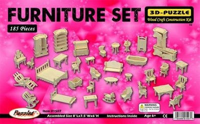 Furniture Set LR  -