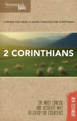 Shepherd's Notes: 2 Corinthians  -     By: Dana Gould