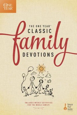 The One Year Classic Family Devotions - eBook  -