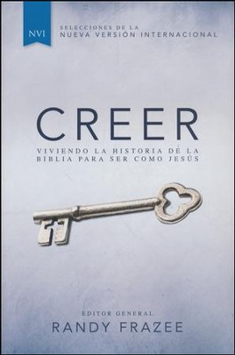 Creer NVI, Enc. Dura  (Believe NVI, Hardcover)  -     By: Randy Frazee