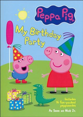 Peppa Pig: My Birthday Party   -