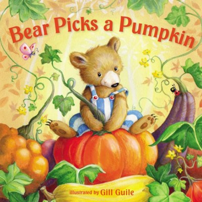 Bear Picks a Pumpkin  -     By: Gill Guile