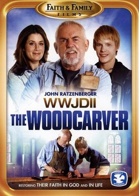 WWJD II: The Woodcarver DVD   -