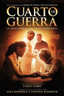 Cuarto de Guerra - eBook  -     By: Chris Fabry