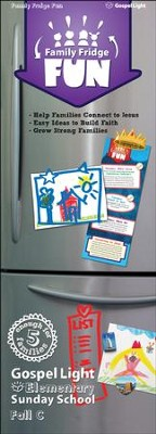 Elementary Family Fridge Fun Grades 1-4, Fall 2017 Year C  -