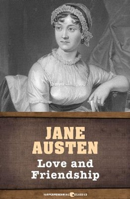 Love and Friendship - eBook  -     By: Jane Austen