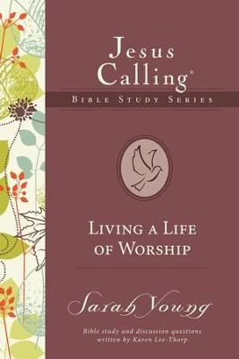 Living a Life of Worship - eBook  -     By: Sarah Young