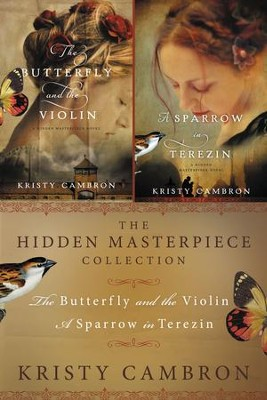 The Hidden Masterpiece Collection - eBook  -     By: Kristy Cambron