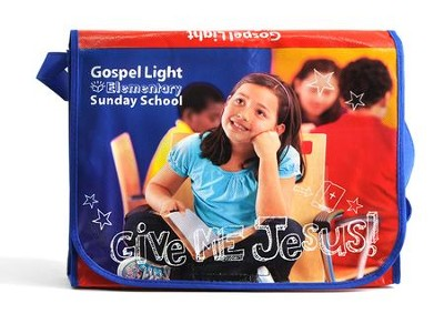 Gospel Light: Elementary Grades 1 & 2 Quarterly Kit, Spring 2018 Year C  -