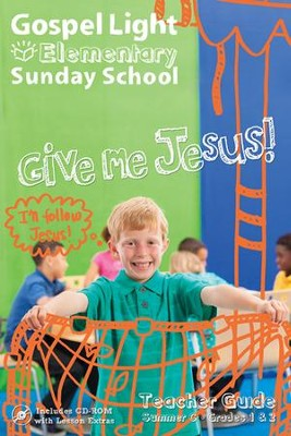Gospel Light: Elementary Grades 1 & 2 Teacher Guide, Summer 2018 Year C  -     By: Gospel Light