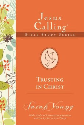 Trusting in Christ - eBook  -     By: Sarah Young