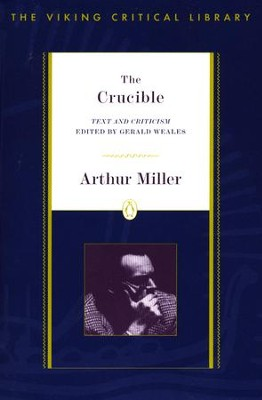The Crucible: Revised Edition - eBook  -     By: Arthur Miller