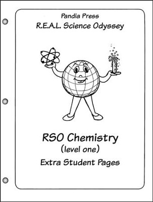 R.E.A.L. Science Odyssey: Chemistry Level One,   -     By: Terri Williams