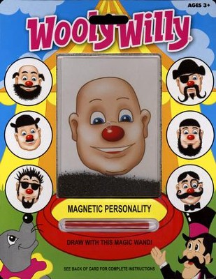 Wooly Willy     -
