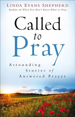 Called to Pray: Astounding Stories of Answered Prayer - eBook  -     By: Linda Evans Shepherd