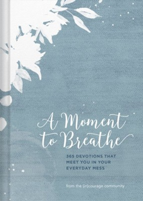 A Moment to Breathe: 365 Devotions That Meet You in Your Everyday Mess  -     Edited By: Denise J. Hughes     By: (in)courage Community