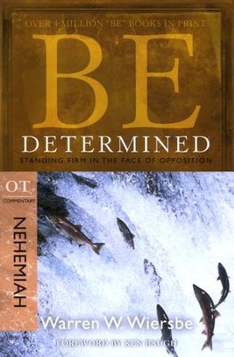 Be Determined (Nehemiah) - Slightly Imperfect  -