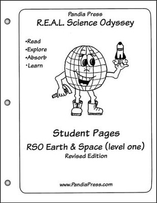 R.E.A.L. Science Odyssey: Earth & Space Level One Student Pages  -     By: Terri Williams