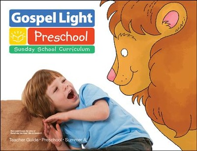 Gospel Light: Preschool Ages 2 & 3 Teacher Guide, Summer 2018 Year A  -