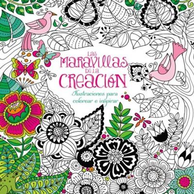 Las Maravillas de la Creación, Libro para Colorear: 9780829767797 ...