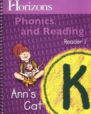Horizons Phonics & Reading, Grade K, Reader Set   -