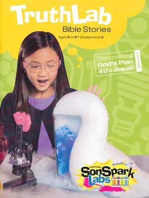 VBS 2015 SonSpark Labs - TruthLab Bible Stories (Grades 1-2/Ages 6-8)  -