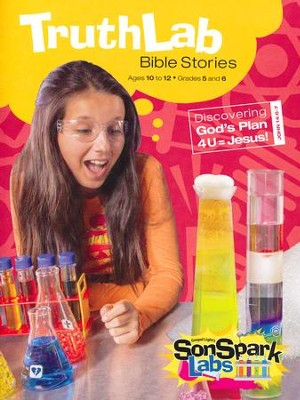 VBS 2015 SonSpark Labs - TruthLab Bible Stories (Grades 5-6/Ages 10-12)  -