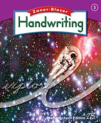 Zaner-Bloser Handwriting Grade 5: Student Edition  -